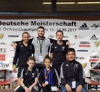 Deutsche Meisterschaft in Ochsenhausen